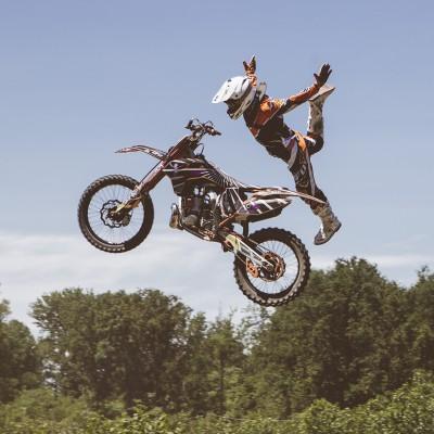 VANNI ODDERA – FREESTYLE MOTOCROSS RIDER